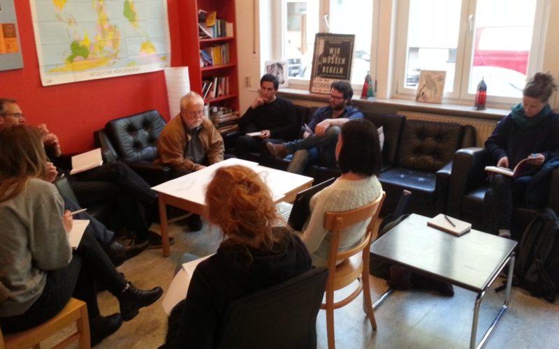 Treffen öffentlicher Raum Bw